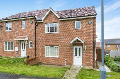 3 Bedrooms Semi Detached House for sale in Twizell Burn Walk, Pelton Fell, Chester le Street, County Durham, DH2