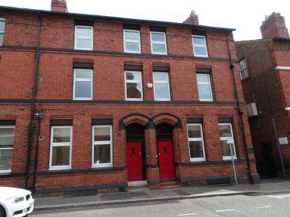 1 Bedroom Flat for sale in Bold Street, Warrington, Cheshire, WA1