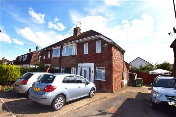 2 Bedrooms Maisonette Flat for sale in Elmfield Avenue, CHELTENHAM, Gloucestershire, GL51 9JG