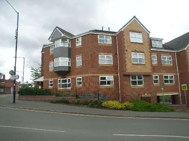 1 Bedroom Apartment Flat for sale in PICKERING LODGE, COLESHILL ROAD, NUNEATON