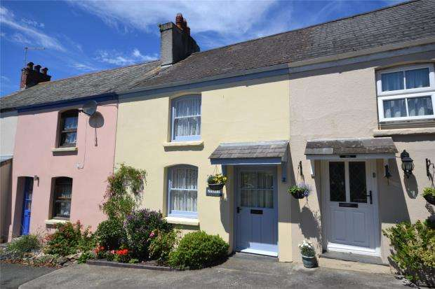 1 Bedroom Terraced House for sale in Jubilee Terrace, Pelynt, Looe, Cornwall