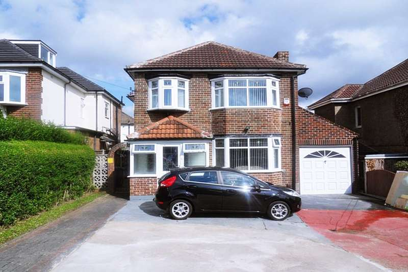 5 Bedrooms Detached House for sale in Stenson Road, Derby