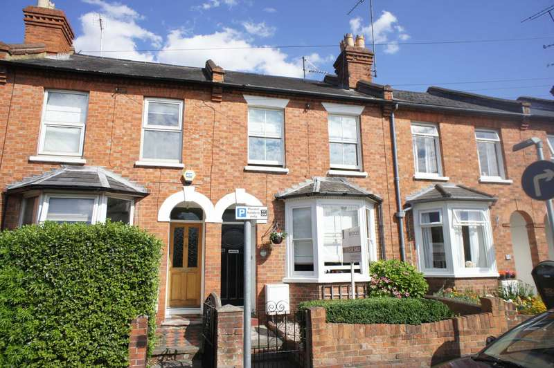 3 Bedrooms Terraced House for sale in Hemdean Road, Caversham