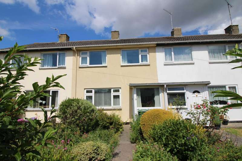 3 Bedrooms Terraced House for sale in Winscombe Court, Frome
