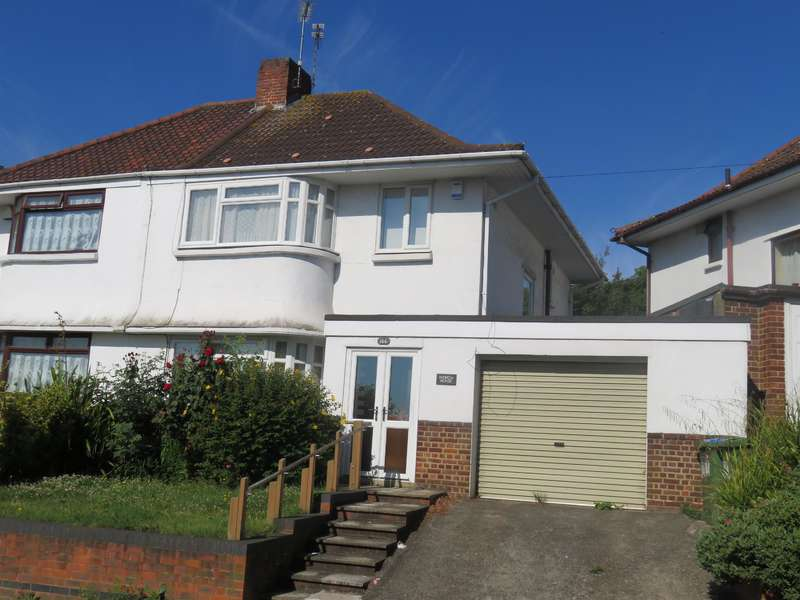 3 Bedrooms Semi Detached House for sale in Swingate Lane, Plumstead, London, SE18 2HN