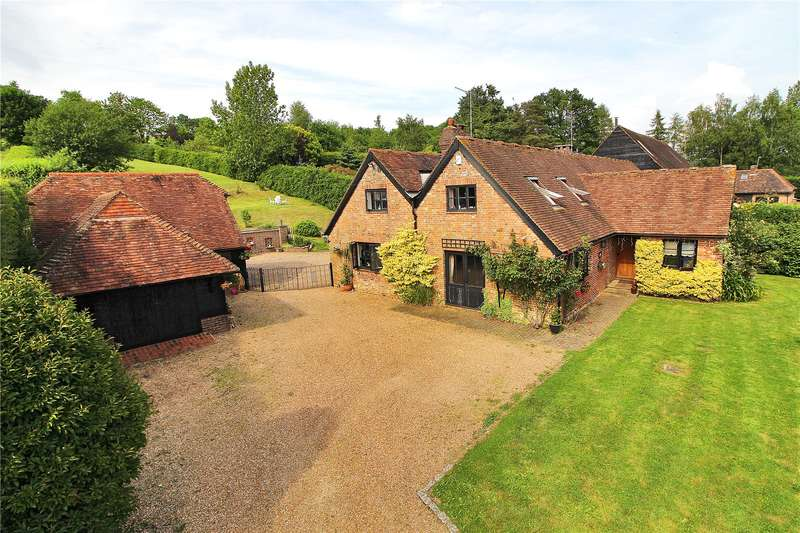 4 Bedrooms Semi Detached House for sale in Summerford Farm, Beech Green Lane, Withyham, East Sussex, TN7