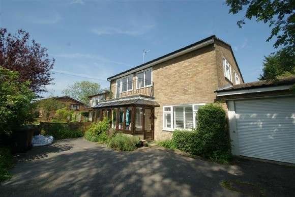 4 Bedrooms Detached House for sale in Vernham Dean, Andover, Hampshire