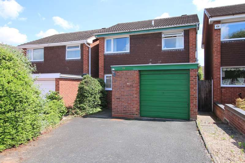 3 Bedrooms Detached House for sale in Abberley Avenue, Areley Kings, Stourport-on-Severn, DY13