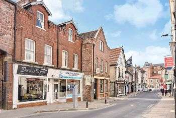 1 Bedroom Apartment Flat for sale in Walmgate, York, YO1