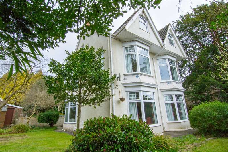 6 Bedrooms Detached House for sale in Gower Road, Sketty, Swansea