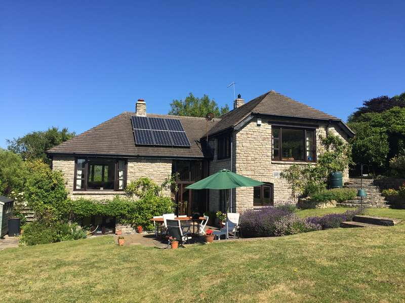 3 Bedrooms Detached House for sale in GLEBE ESTATE, STUDLAND