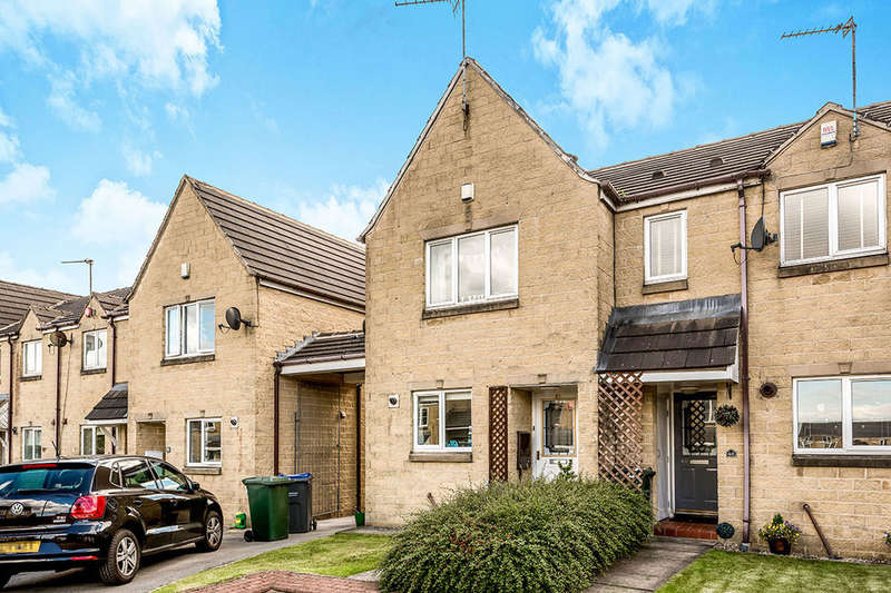 2 Bedrooms Property for rent in Bewick Court, Bradford, BD6