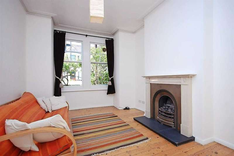3 Bedrooms Terraced House for sale in Sandringham Road, London, NW2