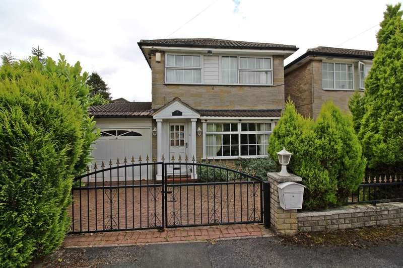 3 Bedrooms Detached House for sale in West Lea Drive, Leeds, LS17