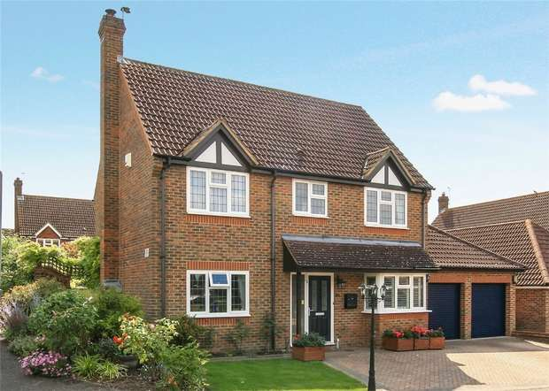 4 Bedrooms Detached House for sale in Bishops Field, Aston Clinton, Buckinghamshire
