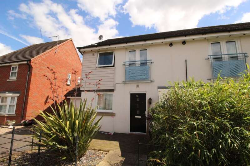 1 Bedroom Property for sale in Brompton Road, Hamilton, Leicester, LE5