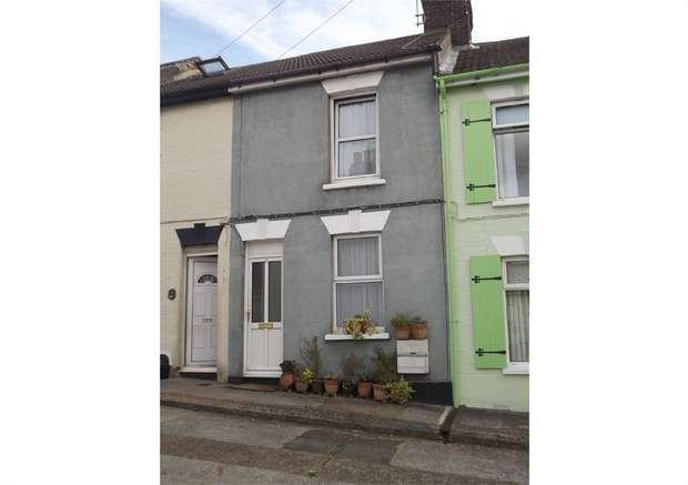 2 Bedrooms Terraced House for sale in Mayfair, Rochester, Kent