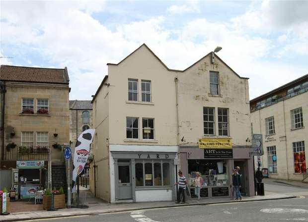 1 Bedroom Semi Detached House for sale in 36 Silver Street, Bradford on Avon, Wiltshire
