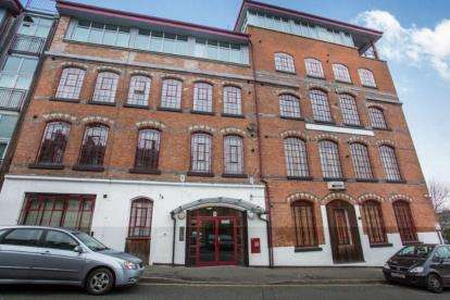 2 Bedrooms Flat for sale in Portland Square, Portland Road, Nottingham, Nottinghamshire