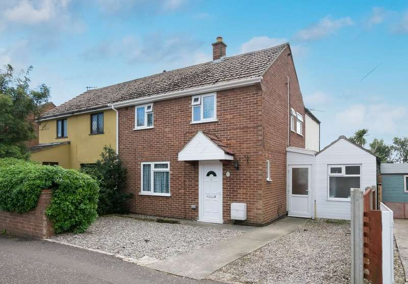3 Bedrooms Semi Detached House for sale in Homefield Avenue, Bradwell