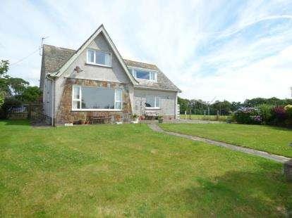3 Bedrooms Detached House for sale in Penrhos, Pwllheli, Gwynedd, LL53