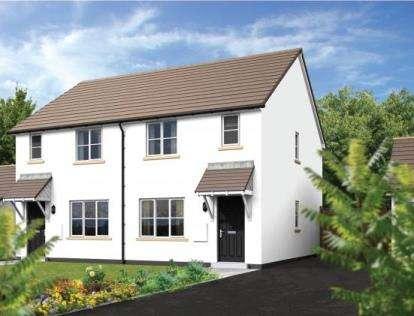 3 Bedrooms Semi Detached House for sale in Dobwalls, Liskeard, Cornwall