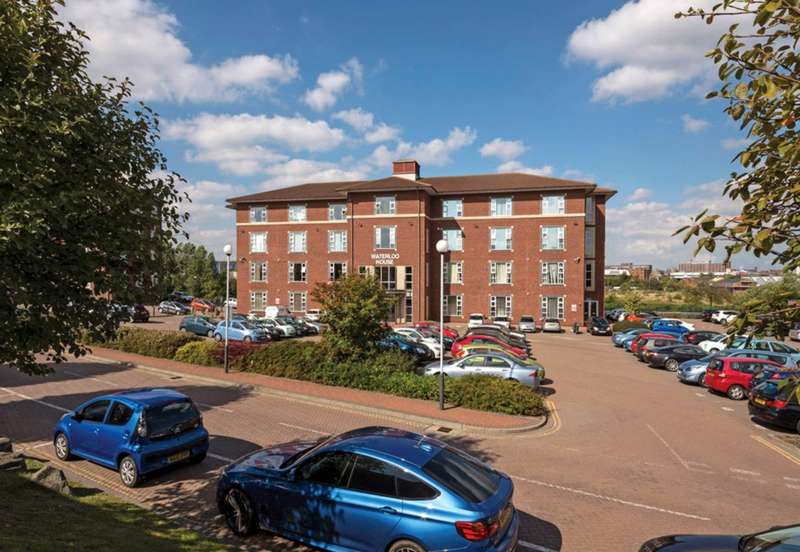 1 Bedroom Apartment Flat for sale in Teesdale South, Thornaby Place, TS17