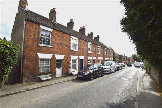 2 Bedrooms Terraced House for sale in Slad Road, Stroud, Gloucestershire, GL5 1QU