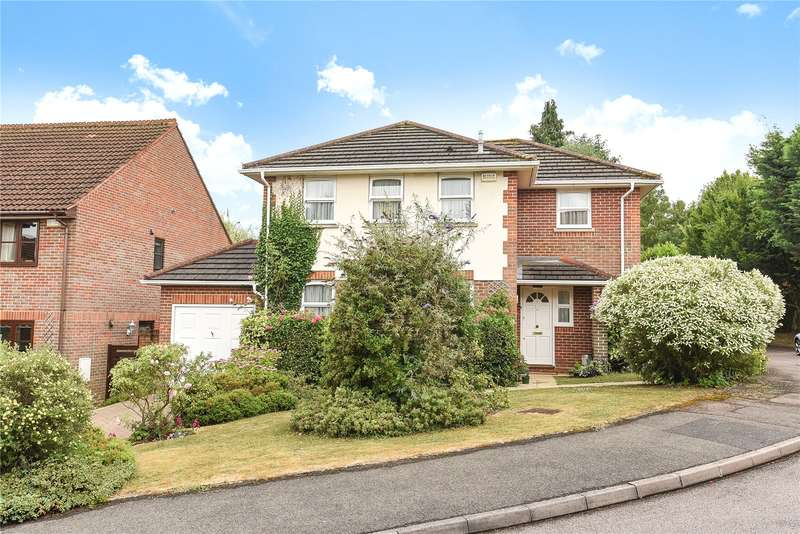 4 Bedrooms House for sale in Le Corte Close, Kings Langley, Hertfordshire, WD4