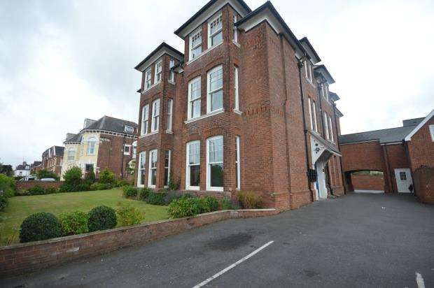 1 Bedroom Flat for sale in Fairfield Mansions, Alphington Road, Exeter, Devon
