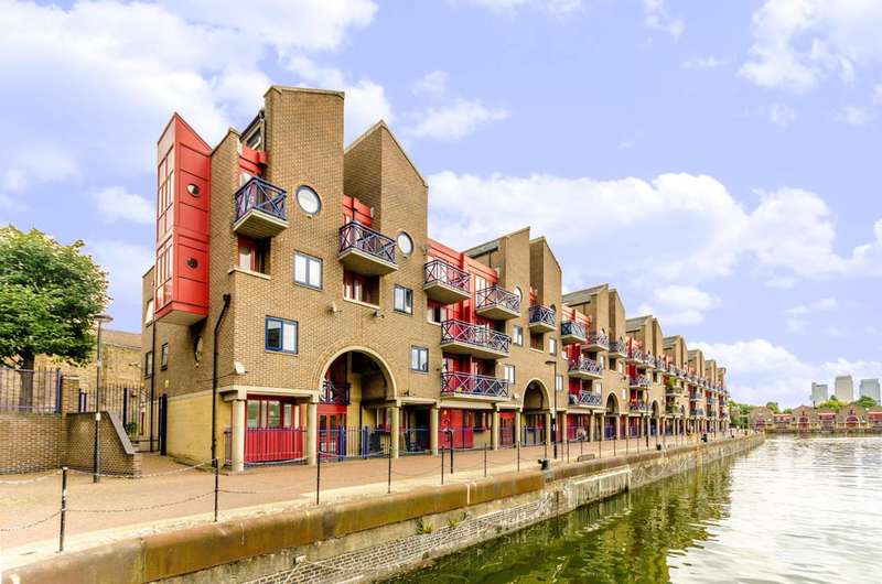 2 Bedrooms Flat for sale in Newlands Quay, Wapping, E1W