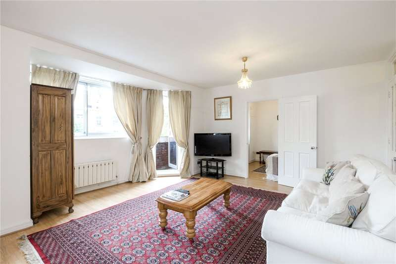 1 Bedroom Flat for sale in Sherborne Court, 180-186 Cromwell Road, London, SW5