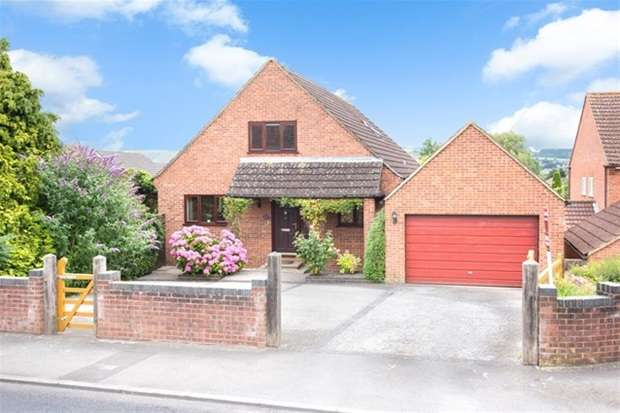 4 Bedrooms Detached House for sale in The Ham, Westbury