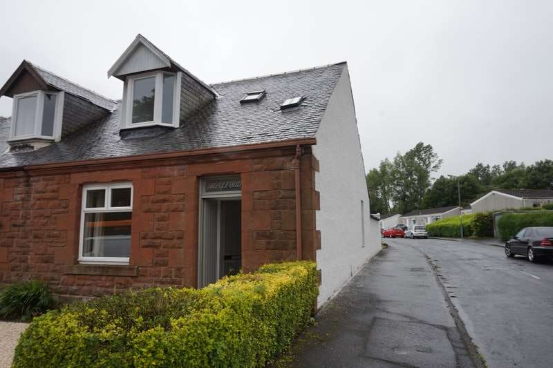 4 Bedrooms End Of Terrace House for sale in Kirkland Road, Darvel, Ayrshire, KA17