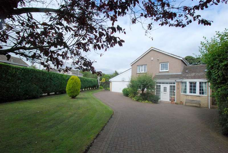5 Bedrooms Detached Villa House for sale in Ettrick Crescent, Dalgety Bay