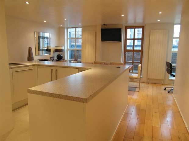 2 Bedrooms Flat for sale in Ludgate Lofts, 17 Ludgate Hill, BIRMINGHAM, West Midlands