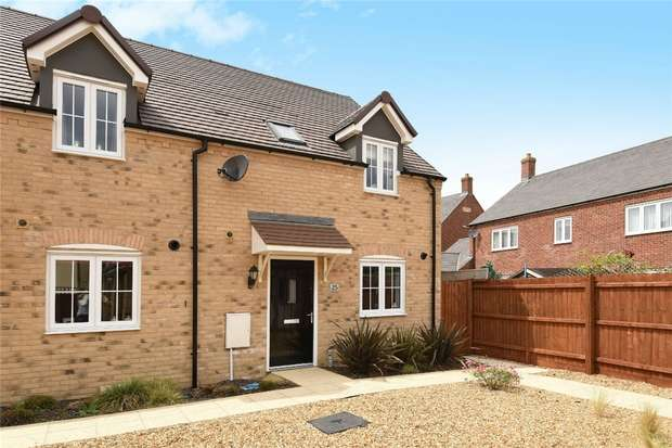 3 Bedrooms Semi Detached House for sale in Kingfisher Road, Wixams