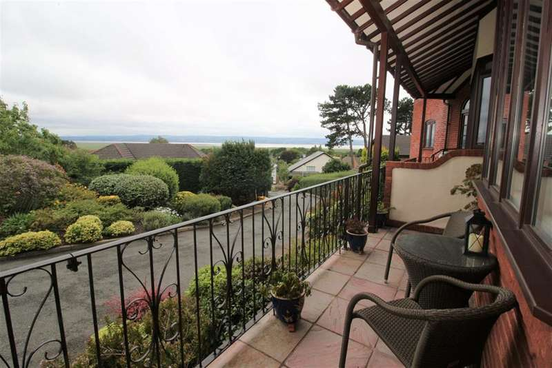 2 Bedrooms Apartment Flat for sale in Pipers Lane, Lower Heswall, Wirral, CH60 9HP