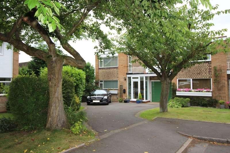 3 Bedrooms End Of Terrace House for sale in Fugelmere close, Birmingham, West Midlands, B17