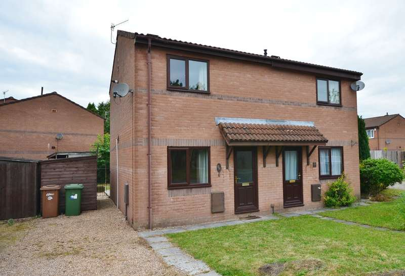 2 Bedrooms Semi Detached House for sale in Cae Rhos, Caerphilly, CF83