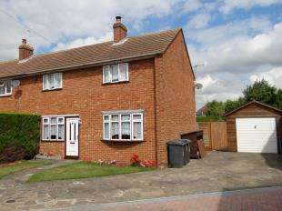 3 Bedrooms Semi Detached House for sale in Strangers Close, Canterbury, Kent