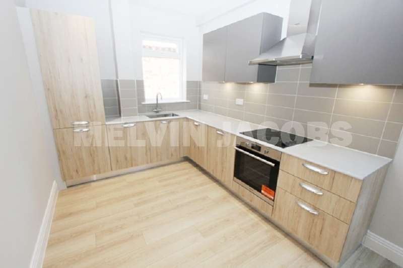 2 Bedrooms Maisonette Flat for sale in Flat 2 - Manor Park Crescent, Edgware, Greater London. HA8 7NN