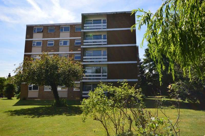 2 Bedrooms Flat for sale in Shirley Road, Wallington, SM6