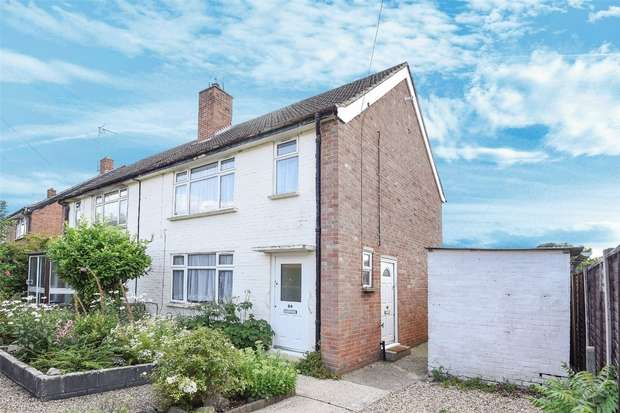 1 Bedroom Maisonette Flat for sale in Patten Ash Drive, WOKINGHAM, Berkshire