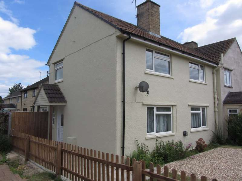 3 Bedrooms Semi Detached House for sale in Prince Charles Road, Fairford