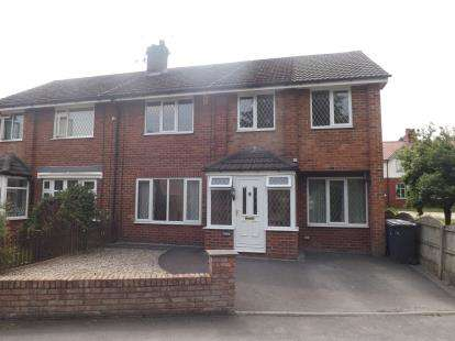 4 Bedrooms Semi Detached House for sale in Ferry Lane, Thelwall, Warrington, Cheshire