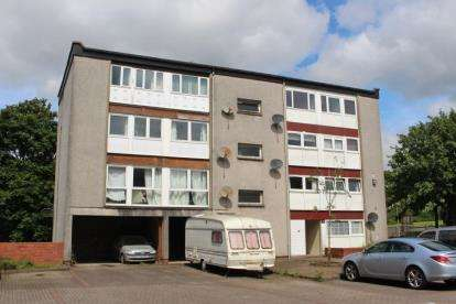 3 Bedrooms Flat for sale in Glenacre Road, Cumbernauld
