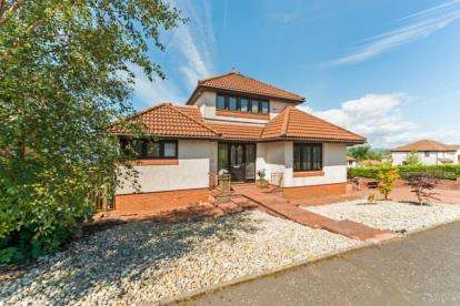 4 Bedrooms Detached House for sale in Paddockdyke, Skelmorlie