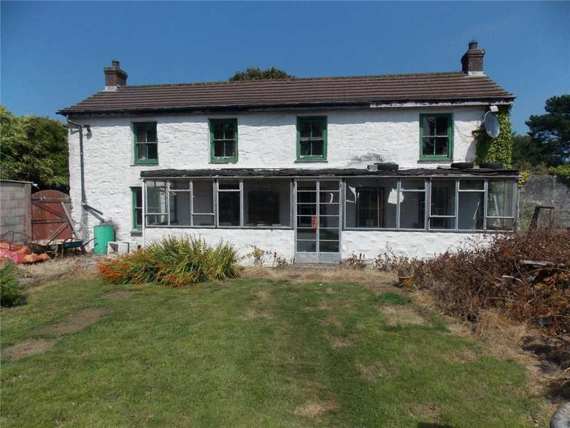 4 Bedrooms Detached House for sale in Treleigh, Redruth