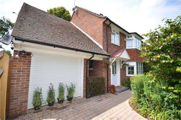 5 Bedrooms Semi Detached House for sale in Dundas Close, Bracknell, Berkshire